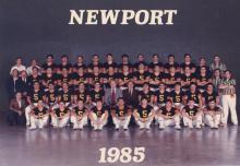 Newport Jai Alai 1985